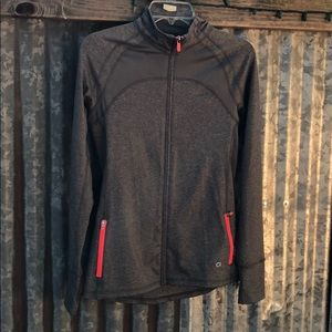 Gap Fit fitness zip-up.